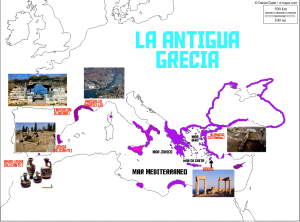 Mapa de la Roma Antigua